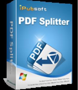 iPubsoft PDF Splitter