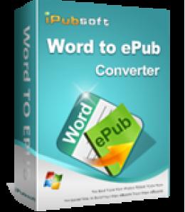 iPubsoft Word to ePub Converter