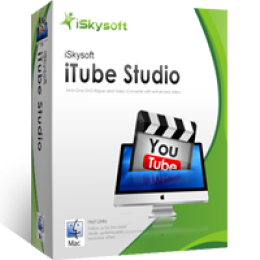 iSkysoft iTube Studio for Mac