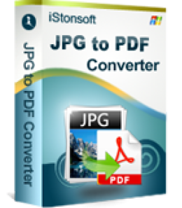 iStonsoft JPG to PDF Converter