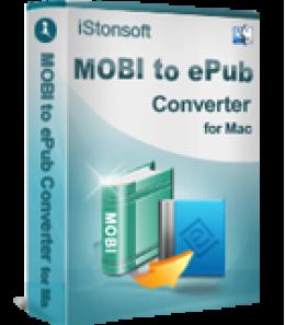 60% OFF iStonsoft MOBI to ePub Converter for Mac Promo Code