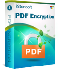 iStonsoft PDF Encryption 60% Discount Promo Code