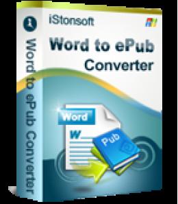 60% OFF iStonsoft Word to ePub Converter Promo Code