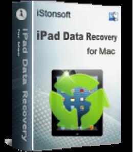iStonsoft iPad Data Recovery for Mac