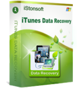 iStonsoft iTunes Data Recovery