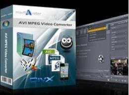 mediAvatar AVI MPEG Video Converter