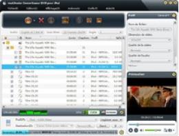 mediAvatar Convertisseur DVD para iPod