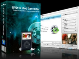 mediAvatar DVD to iPod Converter