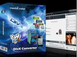 mediAvatar DivX Converter