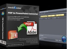 mediAvatar PDF to PowerPoint Converter