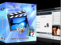 mediavatar SWF Converter