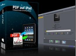 mediAvatar iPad PDF Transfer voor Mac
