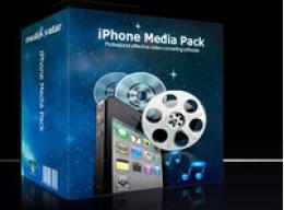 mediAvatar iPhone Media Pack