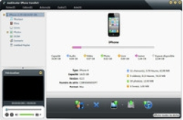 mediavatar iPhone Transfert