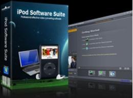 Suite de logiciels iPod MediaAvatar