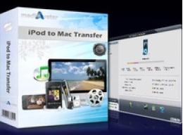 mediAvatar iPod to Mac Transfer